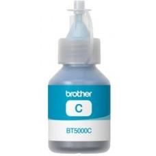 Картридж струйный Brother BT5000C голубой (5000стр.) для Brother DCP-T300/T500W/T700W