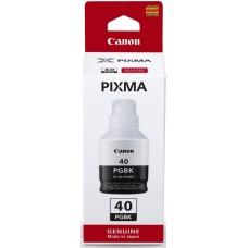 Картридж струйный Canon GI-40 BK 3385C001 черный (170мл) для Canon Pixma G5040/G6040