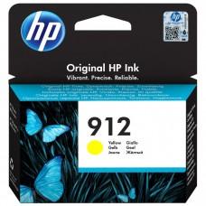 Картридж струйный HP 912 3YL79AE желтый (315стр.) для HP DJ IA OfficeJet 801x/802x
