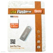 Флеш Диск Dato 32Gb DS7016 DS7016-32G USB2.0 серебристый