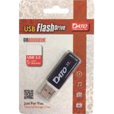 Флеш Диск Dato 16Gb DB8002U3 DB8002U3K-16G USB3.0 черный