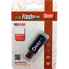Флеш Диск Dato 32Gb DS7012 DS7012K-32G USB2.0 черный