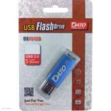 Флеш Диск Dato 32Gb DS7012 DS7012B-32G USB2.0 синий