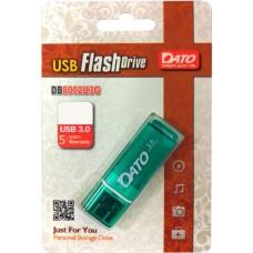 Флеш Диск Dato 32Gb DB8002U3 DB8002U3G-32G USB3.0 зеленый