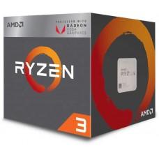 Процессор AMD Ryzen 3 3200G AM4 (YD3200C5FHBOX) (3.6GHz/Radeon Vega 8) Box