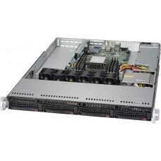 Серверная платформа SuperMicro SYS-5019P-M 1G 2P 1x350W