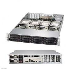 Серверная платформа SuperMicro SSG-6029P-E1CR16T