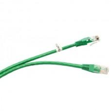 Патч-корд Exegate неэкранированный (UTP), категория 5e, 2м, зелёный UTP 5e, 2м (EX258675RUS)