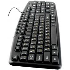 Клавиатура Gembird KB-8340UM-BL