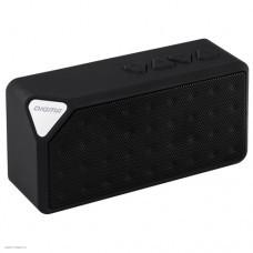 Портативная акустика Digma S-20 черный 4W 1.0 BT (SP204B)