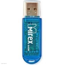 Накопитель USB 64Gb Mirex Elf (13600-FMUBLE64) Синий