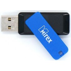Накопитель USB 2.0 32Gb Mirex CITY, синий (13600-FMUCIB32)