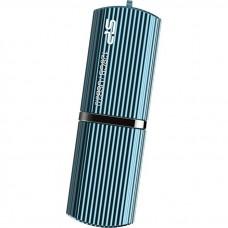 Накопитель USB 3.0 128Gb Silicon Power Marvel M01, Синий