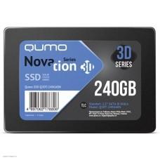 Накопитель 240Gb SSD QUMO Novation 3D (Q3DT-240GAEN)