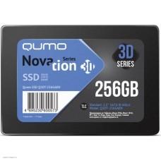 Накопитель 256Gb SSD QUMO Novation 3D (Q3DT-256GAEN)