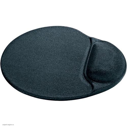 Коврик для мыши Defender Easy Work, 260x225x5mm, black (50905)