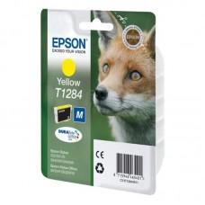 Картридж Epson Stylus S22/SX125/SX420W/SX425W/BX305F (O) C13T12844011, Y