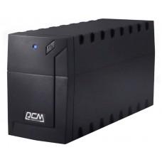Источник бесперебойного питания Powercom RPT-800AP EURO USB 480Вт 800ВА