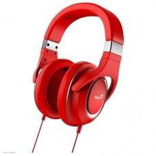 Наушники Genius HS-610 Red (цвет красный)