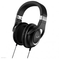 Наушники Genius HS-610 Black (цвет черный)
