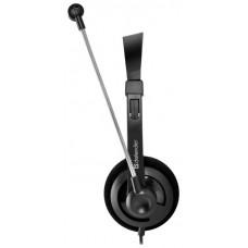 Компьютерная гарнитура Defender Aura 104 черный, кабель 1,8 м 63104