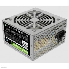 Блок питания Aerocool ATX 550W ECO-550 (24+4pin) 120mm fan 3xSATA RTL
