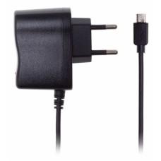 Сетевое зар./устр. Buro XCJ-021-EM-2.1A 2.1A универсальное кабель microUSB черный