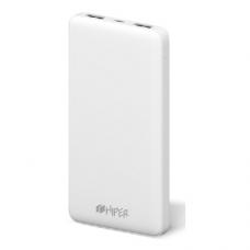 Мобильный аккумулятор Hiper SL10000 Li-Ion 10000mAh 2.1A+2A белый 2xUSB