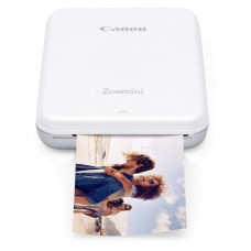 Принтер ZINK Canon Zoemini (3204C006) белый/серебристый