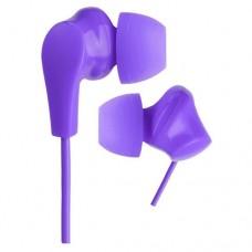 Наушники внутриканальные Perfeo NOVA фиолетовые