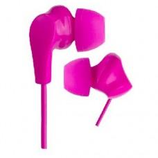 Наушники внутриканальные Perfeo NOVA розовые