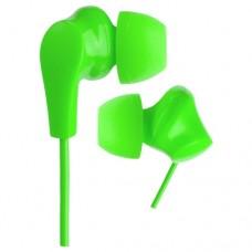 Наушники внутриканальные Perfeo NOVA зеленые