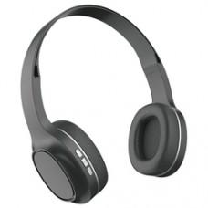 Наушники полноразмерные Perfeo PRIME чёрные, беспроводные с микрофоном, MP3 плеером [PF_A4311]