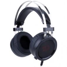 Наушники Defender Scylla черный+красный, кабель 2 м Redragon [75064]