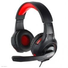 Наушники Gembird MHS-G210, код Survarium, черн/крас, рег громкости, каб 1.8м
