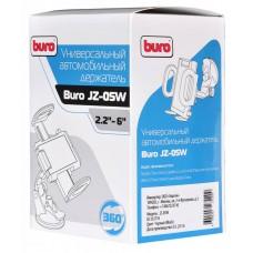 Держатель Buro JZ-05W черный для смартфонов 2.2-6\