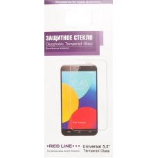 Защитное стекло для экрана Redline для смартфонов 5.5\