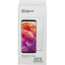 Защитное стекло для экрана Redline для Samsung Galaxy A70
