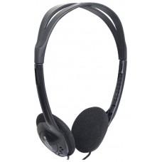 Наушники накладные Defender Aura 101 черный, кабель 1,8 м 63101