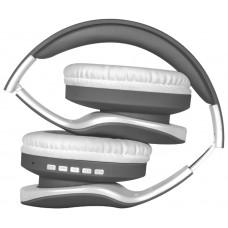 Беспроводная гарнитура Defender FreeMotion B525 серый+белый, Bluetooth 63527