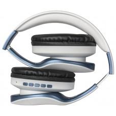 Беспроводная гарнитура Defender FreeMotion B525 белый+синий, Bluetooth 63526