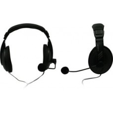 Гарнитура Defender HN-750 стерео, регулят. громк., 2м/4м кабель [63750]
