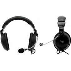 Гарнитура Defender HN-898 стерео, регулят. громк., 3м кабель [63898]