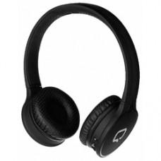 Наушники QUMO Accord 3 (BT-0020/BT-0022) Серые {накладная,  Bluetooth 4.2, 300  мА-ч, до 6х часов в режиме разговора} [21947]