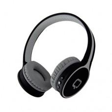 Наушники QUMO Accord 3 (BT-0020) Черный {накладная,  Bluetooth 4.2, 300  мА-ч, до 6х часов в режиме разговора} [21945]
