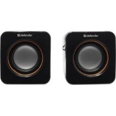 Акустическая 2.0 система Defender SPK-530 черный, 4 Вт, питание от USB 65530