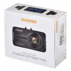 Видеорегистратор Digma FreeDrive 207 Night