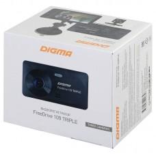 Видеорегистратор Digma FreeDrive 109 TRIPLE