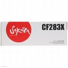 Картридж лазерный Sakura SACF283X