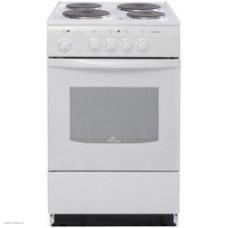 Электрическая плита DeLuxe 5004.12Э белый